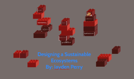 Designing a Sustainable