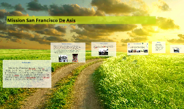 San Francisco De Asis Natural Resources