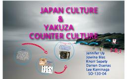 Copy of JAPAN CULTURE & YAKUZA