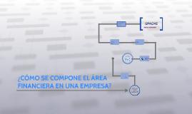 Copy of ¿CÓMO SE COMPONE EL ÁREA FINANCIERA EN UNA EMPRESA?