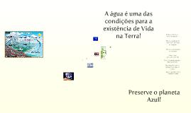 Copy of A Água