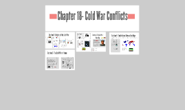 Chapter 18- The Cold War