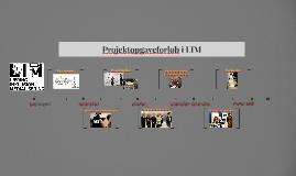 Copy of Projektopgaveforløb i LIM