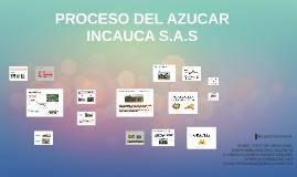 PROCESO DEL AZUCAR