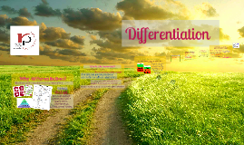 Differentiation at RPS