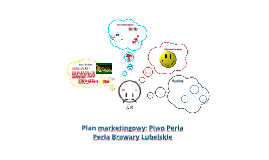 Plan marketingowy - Perła