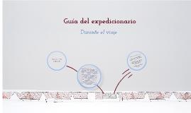 Guía del expedicionario II