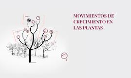Copy of MOVIMIENTOS DE LAS PLANTAS