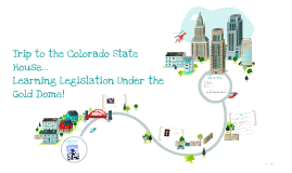 Our field trip to the Colorado State Capitol!