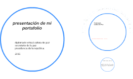 Copy of portafolio diplomado virtual cultura de paz