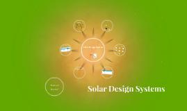 Solar Design Systems