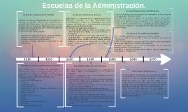 Escuelas de la Administracion.