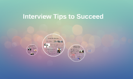 Copy of Copy of Interviewing Tips
