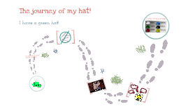 The journey of my hat