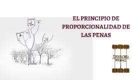 EL PRINCIPIO DE PROPORCIONALIDAD DE LAS PENAS