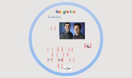 Organigrama Google Inc.