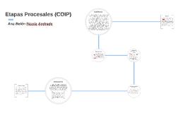 Etapas Procesales (COIP)
