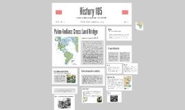History 105
