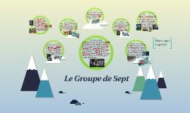 Le Groupe de Sept