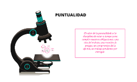 Copy of La puntualidad