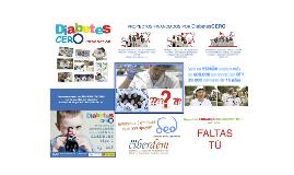 Copy of DiabetesCERO- Presentación