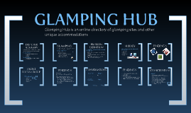 Glamping Hub Marketing