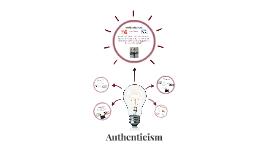 Authenticism