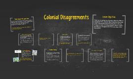 ELEM 3500/3600 Lesson Plan: Colonial Unrest