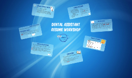 Dental Assistant Resume Workshop