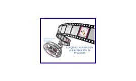 Copy of EL EQUIPO DE PRODUCCION EN EL CINE