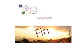 El tiempo por Sofía Alcalde
