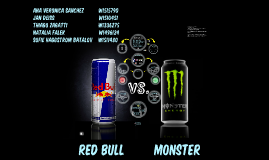 red bull vs. monster