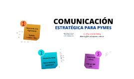 Comunicación para Pymes I (UNSTA-SantanderRio)