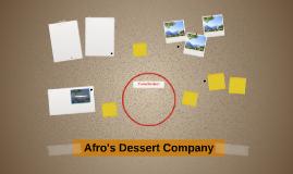 Afro's Dessert Company