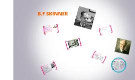 Copy of B.F SKINNER