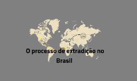 O processo de extradição no Brasil