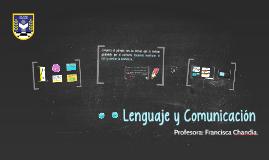 Lenguaje y Comunicación