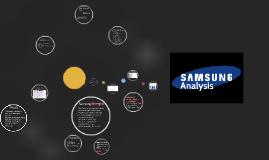 Copy of Samsung Analysis