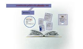 Copy of CONSTITUCION POLITICA DE COLOMBIA 1991