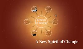 Reforms & Culture Changes