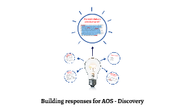 Building responses for AOS Discovery