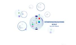 Kennismakingsavond SCE 2015-2016