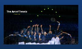 Art in Tennis