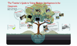 Copy of The Teacher's Guide to Using Multiple Intelligences in a Science Classroom