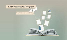 CASP Educational Program