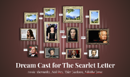 Dreamcast for The Scarlet Letter