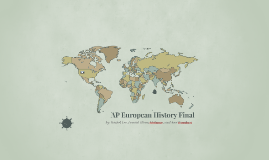 AP European History Final