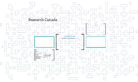 Research Canada