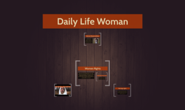 Daily Life Woman