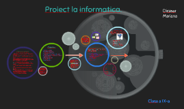 Copy of Proiect la informatica.